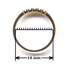 Eenvoudig uw ringenmaat bepalen