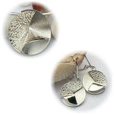 Zilveren set Esperanza uit eigen atelier