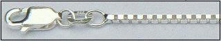 Zilveren ketting venetiaans collier 1.5 mm