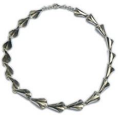Handgemaakt zilveren halssieraad Viva la vida by Flamenco