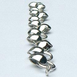 Handgemaakte zilveren armband El amor van flamencosieraden.nl