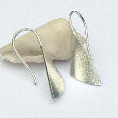 Handgemaakte zilveren oorhangers Inspiracion
