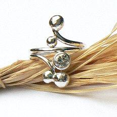 Design Ringen Zilver