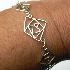 Design Armbanden Zilver